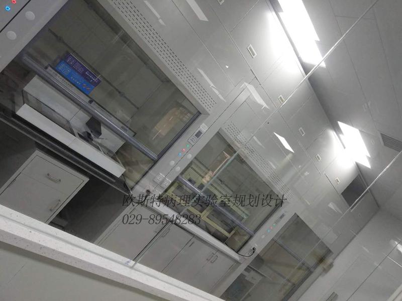 铜川人民医院234平病理实验室改造完成